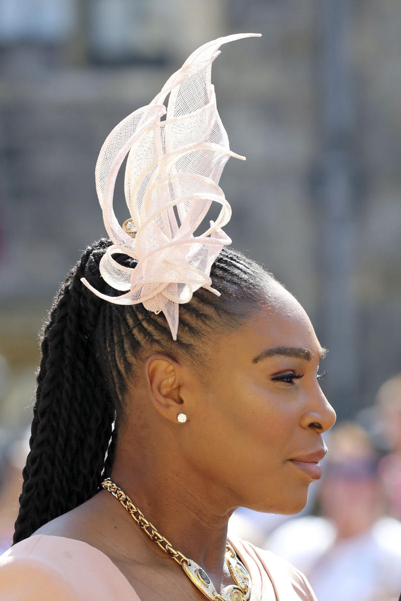 Serena Williams David Beckham In Lineup For Royal Wedding