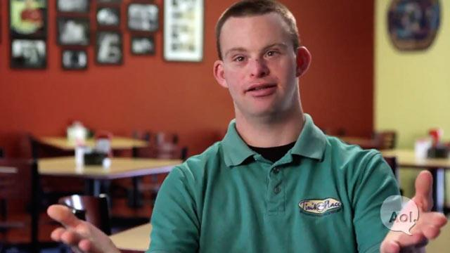 Man With Down Syndrome Runs Eatery