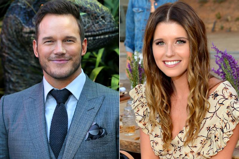 Chris Pratt Spends Easter with Son, Katherine Schwarzenegger