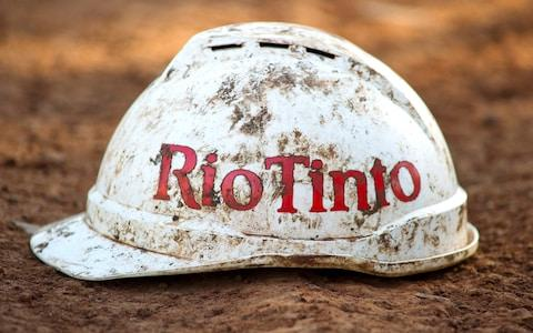 Rio Tinto - Credit: Aaron Bunch/Getty