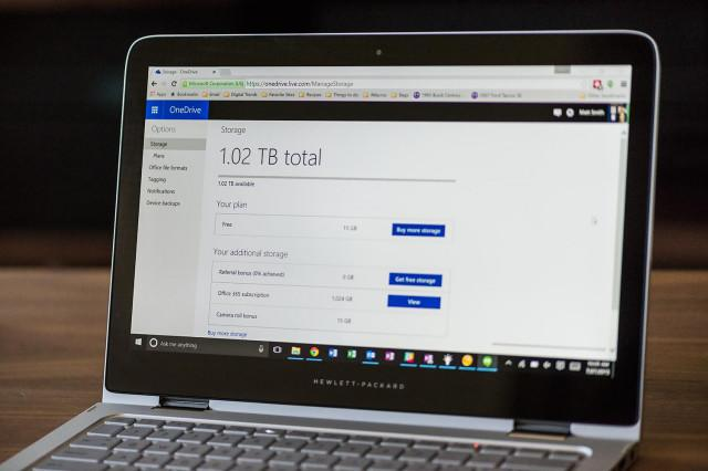 Best Cloud Storage Services Compared Windows Onedrive