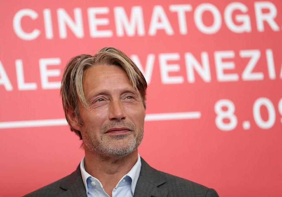Danish actor Mads Mikkelsen stars in 'Riders of Justice'. ― Reuters file pic