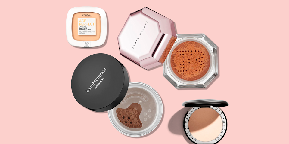 "<p>There are plenty of reasons to dust your face with a powder — they set makeup, help mattify the face and absorb oil, and keep makeup from sliding off throughout the day — no <a href=""https://www.goodhousekeeping.com/beauty-products/g3683/makeup-setting-sprays/"" rel=""nofollow noopener"" target=""_blank"" data-ylk=""slk:setting spray"" class=""link rapid-noclick-resp"">setting spray</a> or <a href=""https://www.goodhousekeeping.com/beauty-products/g5059/best-primers-for-oily-skin/"" rel=""nofollow noopener"" target=""_blank"" data-ylk=""slk:face primer"" class=""link rapid-noclick-resp"">face primer</a> needed. Powders don't just provide a matte, one-note finish, though — many help diffuse light, provide a soft, <a href=""https://www.goodhousekeeping.com/beauty/anti-aging/a28541767/how-to-get-glowing-skin-tips/"" rel=""nofollow noopener"" target=""_blank"" data-ylk=""slk:radiant glow"" class=""link rapid-noclick-resp"">radiant glow</a> and give your skin a bit of extra coverage, meaning there's a perfect pick whether your skin is dry, oily, mature, or anywhere in between.</p><p>The best powder formulas go on smoothly and feel light on the skin, don't settle into fine lines, wrinkles or dry patches and don't produce the dreaded flashback (when powder clearly shows up in a picture taken with flash). They also play nicely with your favorite <a href=""https://www.goodhousekeeping.com/beauty/makeup/g5039/best-blush/"" rel=""nofollow noopener"" target=""_blank"" data-ylk=""slk:blush"" class=""link rapid-noclick-resp"">blush</a>, <a href=""https://www.goodhousekeeping.com/beauty-products/g32702303/best-bronzers/"" rel=""nofollow noopener"" target=""_blank"" data-ylk=""slk:bronzer"" class=""link rapid-noclick-resp"">bronzer</a> and <a href=""https://www.goodhousekeeping.com/beauty/anti-aging/g339/anti-aging-foundation/"" rel=""nofollow noopener"" target=""_blank"" data-ylk=""slk:foundation"" class=""link rapid-noclick-resp"">foundation</a>. </p><p>While the <a href=""https://www.goodhousekeeping.com/institute/about-the-institute/a23601850/good-housekeeping-institute-tours/"" rel=""nofollow noopener"" target=""_blank"" data-ylk=""slk:Good Housekeeping Institute Beauty Lab"" class=""link rapid-noclick-resp"">Good Housekeeping Institute Beauty Lab</a> has never tested setting powders specifically, the Beauty Lab has run tests on <a href=""https://www.goodhousekeeping.com/beauty-products/foundation-reviews/g25561067/best-foundation-dry-skin/"" rel=""nofollow noopener"" target=""_blank"" data-ylk=""slk:foundations"" class=""link rapid-noclick-resp"">foundations</a> that include powder formulas for factors like coverage, finish and ease of use — some powder formulas even square up well against more traditional liquid formulas! We've gathered the best formulas, vetted by the Beauty Lab, editors and avid online reviewers, <strong>from matte finishes that keep makeup in place all day </strong><strong>to powders that give even the driest complexions</strong><strong> an all-over glow:</strong></p>"