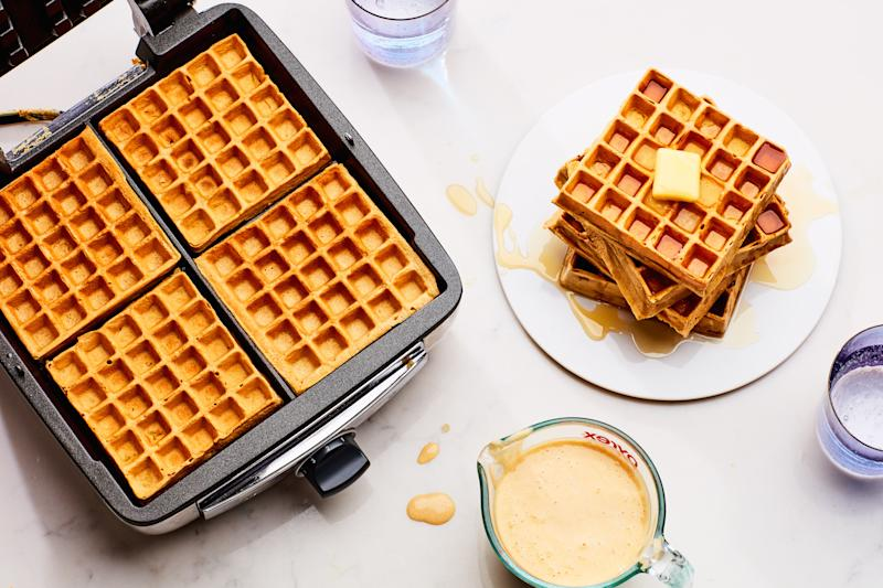 The Best Waffle Makers for When That Sunday Morning Craving Hits