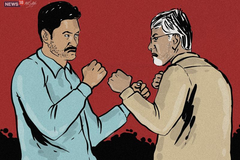 35-Year-Old Rivalry Between Reddy and Naidu Families Pushes Andhra Pradesh to the Brink Again