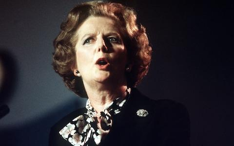 Margaret Thatcher - Credit: PA