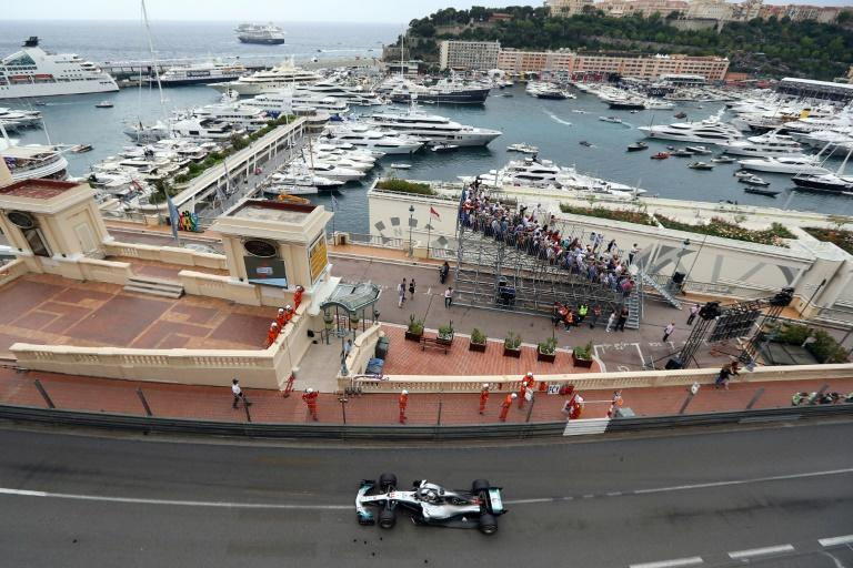 Against the odds: Hamilton won on ruined tyres at Monaco in 2019