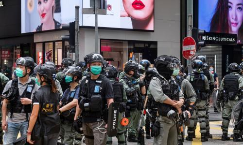 The Guardian view on Hong Kong's future: China's doublespeak