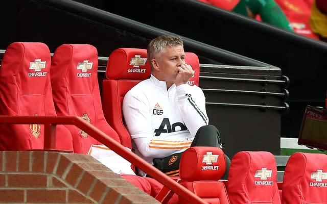 Ole Gunnar Solskjaer's United moved into the top four on Wednesday (Martin Rickett/PA)