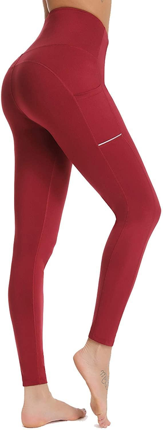 <p>Yoga pants need pockets, and these <span>Olacia Yoga Pants with Pockets</span> ($17) are so adorable.</p>
