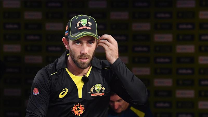 Glenn Maxwell has taken time away from cricket to address his mental health