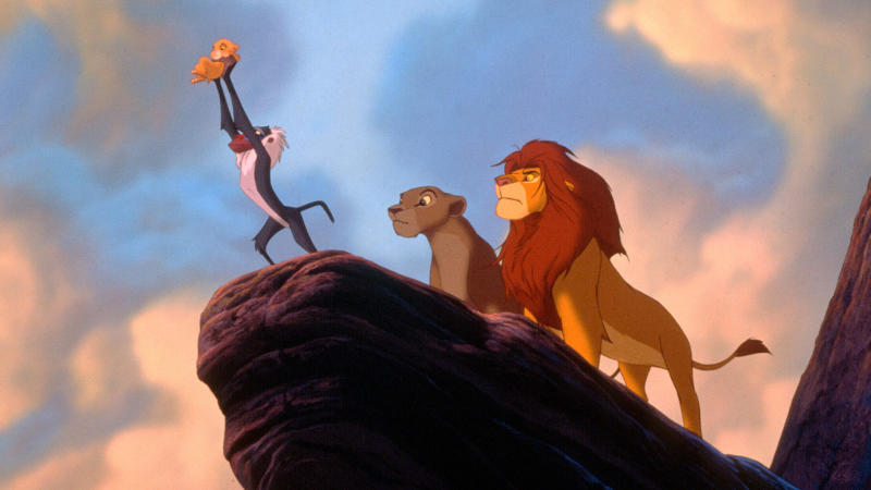 'The Lion King'. (Credit: Disney)