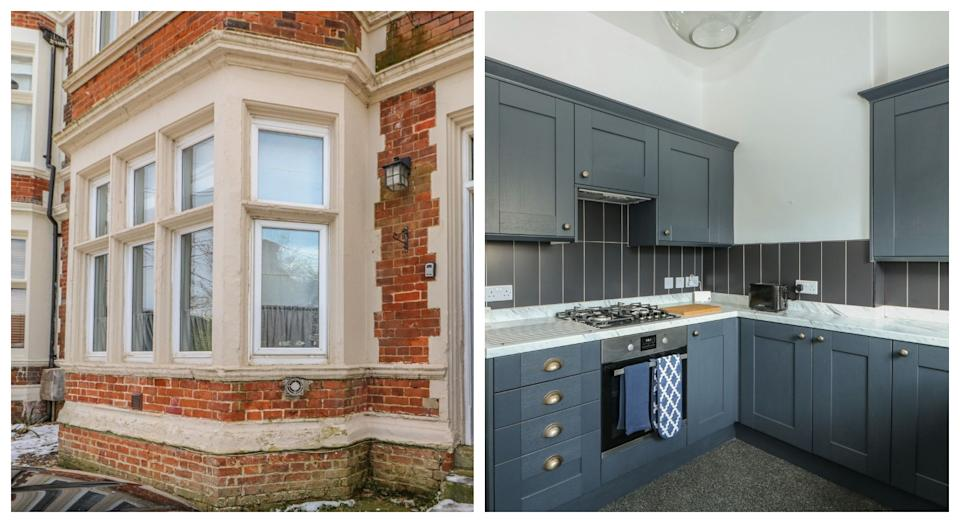 This Norfolk abode is just minutes from the seaside (Sykes Cottages)