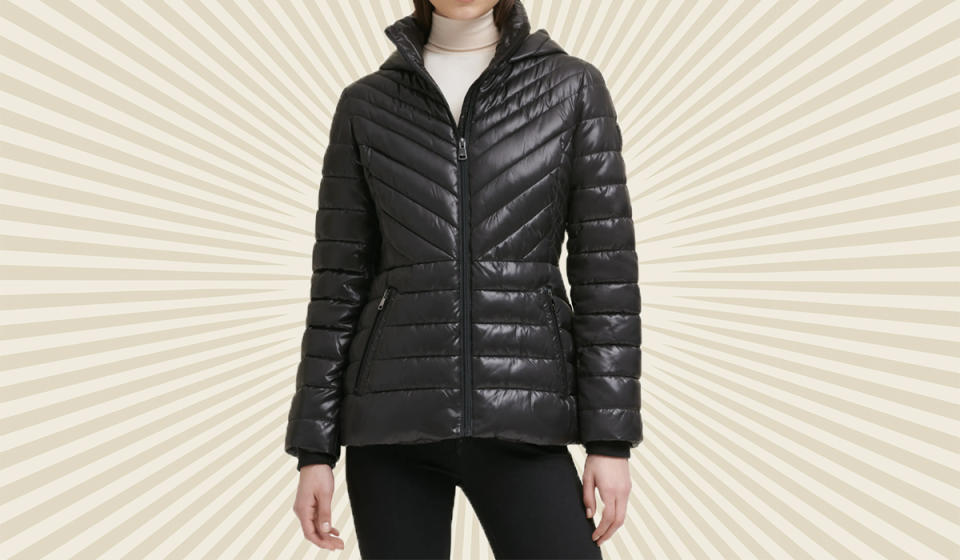Warm, flattering, and more than 75 percent off. Photo: Nordstrom Rack)