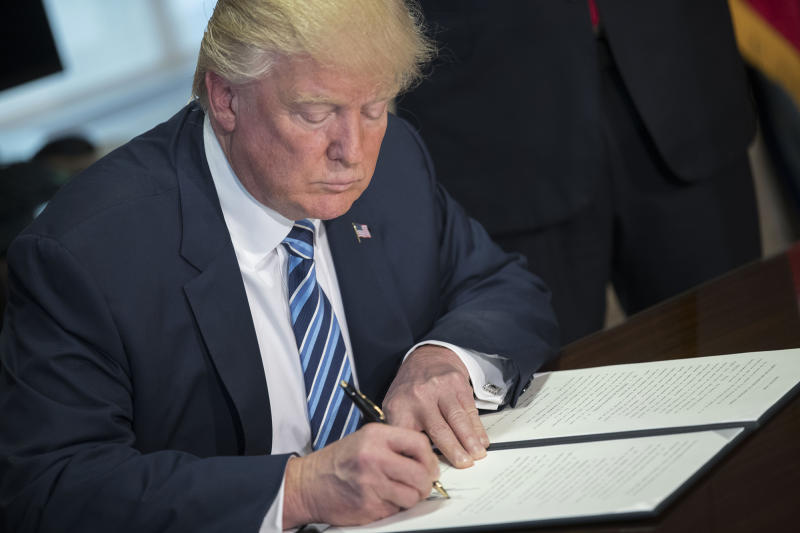 Trump's Big Week: 100-Day Countdown, New Life for Health Care Bill and a Looming Shutdown