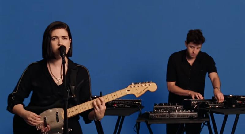 """The xx Share New Video for """"Say Something Loving"""""""