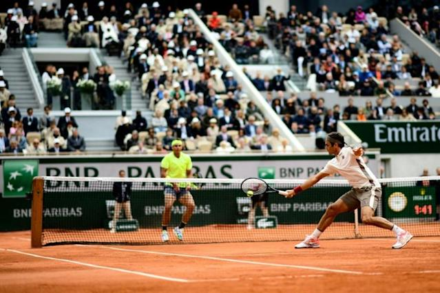 Federer lost to Nadal at the French Open semi-finals this year (AFP Photo/Martin BUREAU)