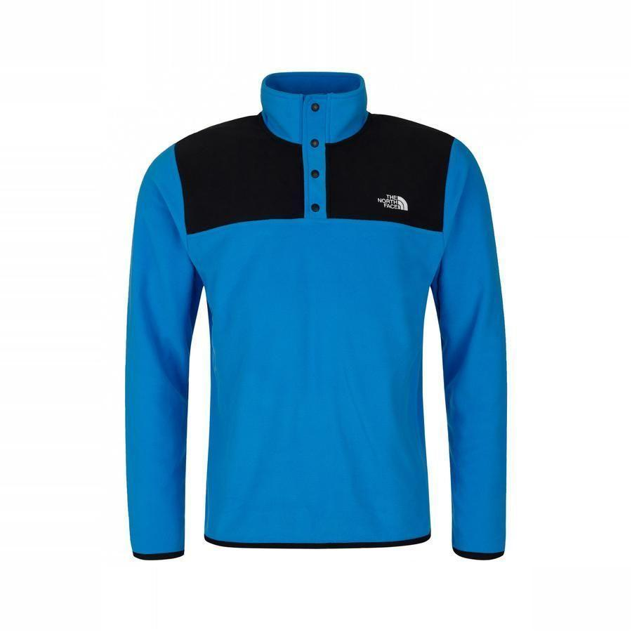 """<p><strong>The North Face</strong></p><p>nordstrom.com</p><p><strong>$35.40</strong></p><p><a href=""""https://go.redirectingat.com?id=74968X1596630&url=https%3A%2F%2Fwww.nordstrom.com%2Fs%2Fthe-north-face-tka-glacier-snap-neck-mens-pullover%2F5783081&sref=https%3A%2F%2Fwww.esquire.com%2Fstyle%2Fg36535194%2Fnordstrom-mens-sale-half-yearly-spring-2021%2F"""" rel=""""nofollow noopener"""" target=""""_blank"""" data-ylk=""""slk:Shop Now"""" class=""""link rapid-noclick-resp"""">Shop Now</a></p><p>Let me introduce you to the eco-friendly pullover fleece that's about to replace your favorite hoodie. (It's seriously that comfy.)</p>"""