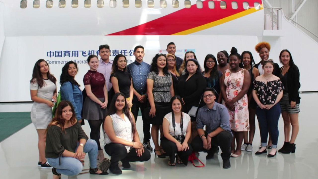 A group of 22 L.A. County Youth of the Year returned from an unforgettable 10-day trip to the Far East.