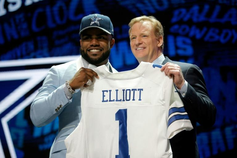 Ezekiel Elliott, Cowboys Dominate NFL Players Merchandise Sales List