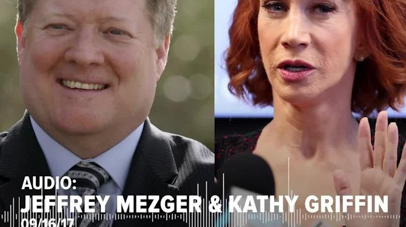 CEO's Outburst At Kathy Griffin Caught On Tape
