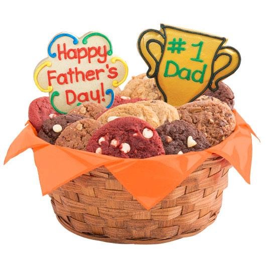 Cookies by Design First Place Dad Cookie Basket
