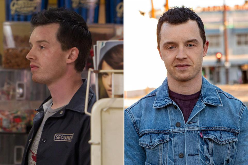 <p>The neighborhood's biggest bully who eventually grows feelings for Ian Gallagher is played by Fisher, who is no stranger to TV. He has acted in a string of television shows before and during his time on the Showtime series, including <em>X-Men: Evolution</em> (2000-2003), <em>The Riches</em> (2007-2008), <em>Castle Rock</em> (2018) and <em>The Red Line</em> (2019).</p>
