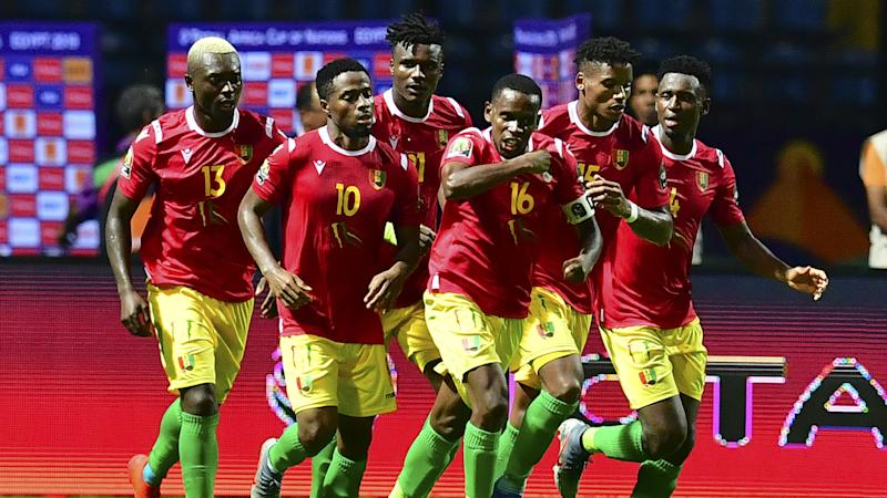 Afcon 2019: 'The entire country is depending on you' – Souare charges Guinea ahead of Nigeria clash