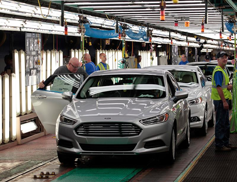 Ford Leads $65 Million Investment in Desktop Metal