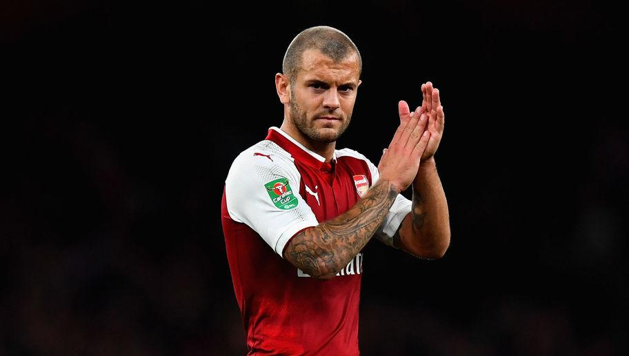 ​Arsenal defender Hector Bellerin welcomed teammate Jack Wilshere back to the starting XI with a Twitter post regarding the Spaniard's nighttime activities.  The England international was named in the Gunners' opening line-up for the first time since May 2016 during the north Londeners' 1-0 Carabao Cup win over League One side Doncaster Rovers after returning from a year-long loan spell at Bournemouth.  Hector's a big fan of @JackWilshere, but aren't we all. #afc #arsenal #JW10...