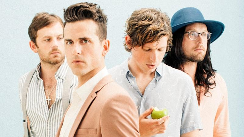 Kings of Leon Announce First Leg of 'Walls' Tour