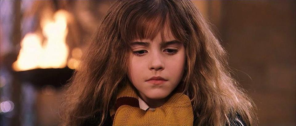 <p>Brilliant and level-headed, Hermione is every smart girl's favorite witch. Initially deemed arrogant by Harry and Ron for they way she flaunts her knowledge, the three eventually become best friends.</p>