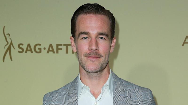 James Van Der Beek reveals wife Kimberly suffered a miscarriage