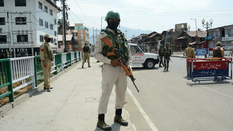 India imposes curfew in Kashmir on first anniversary after autonomy stripped