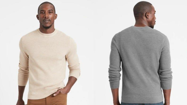 Wear as a layering shirt or on its own; either way, it's a wardrobe staple