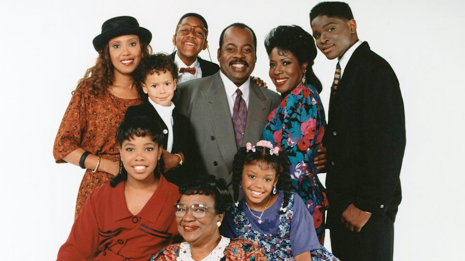 The original cast of 'Family Matters' (Photo: Lorimer Television /  Courtesy: Everett Collection)