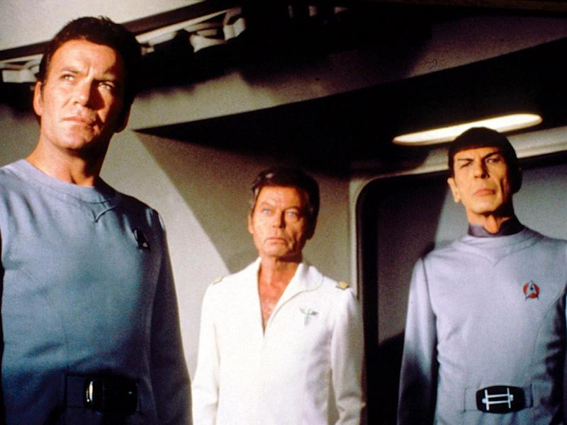 Star Trek: The Motion Picture celebrates its 40th anniversary on 7 December: Paramount Pictures
