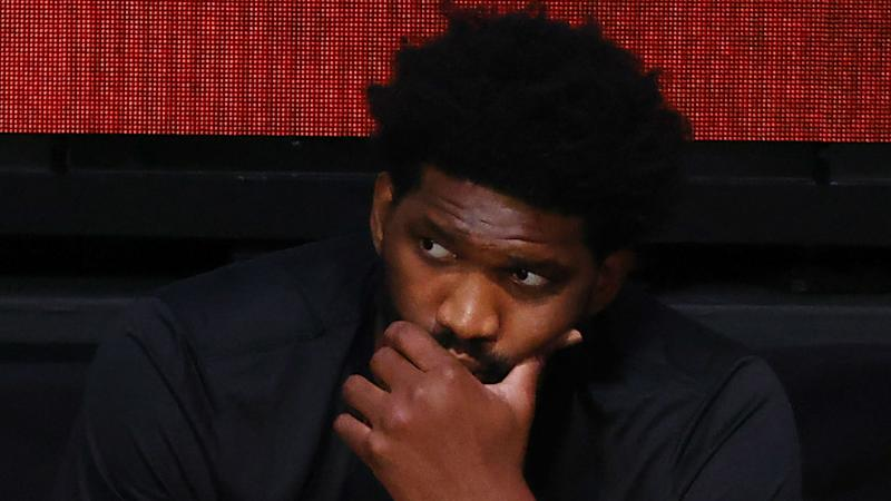 Embiid pondering future as 76ers exit NBA playoffs after series sweep