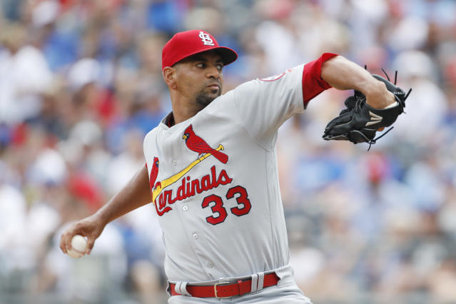 Tyson Ross is headed to Detroit on a one-year, $5.75 million deal. (AP Photo/Colin E. Braley)