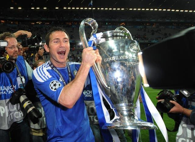 Chelsea beat Bayern Munich on penalties to secure the 2012 UEFA Champions League title