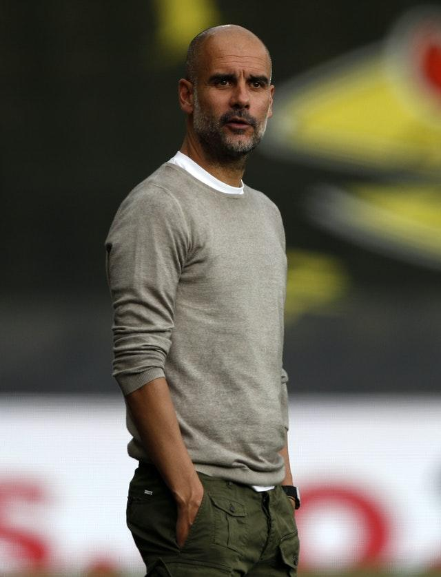 Pep Guardiola believes the five-substitute rule is vital to protect players