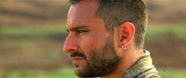 Saif Ali Khan brings to life the cerebral Iago from the Shakespearean tragedy Othello. Gutted after being passed over for a promotion, Langda Tyagi poisons the protagonist Omkara's mind and plots to bring him down one lie at a time.