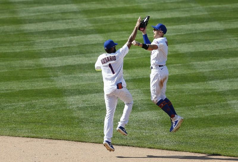 MLB roundup: Mets cap DH sweep with walk-off HR