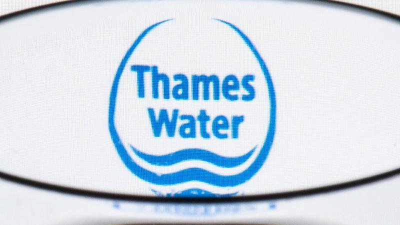 Thames Water chief Steve Robertson steps down