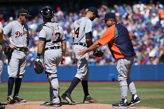 New starter David Price not enough to cure all of the Tigers' problems