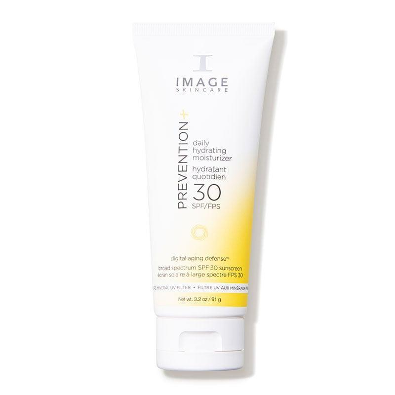 <p>The <span>Image Skincare Prevention+ Daily Hydrating Moisturizer SPF 30+</span> ($44) helps hydrate skin while delivering broad-spectrum protection. It absorbs quickly without leaving behind any greasy residue.</p>