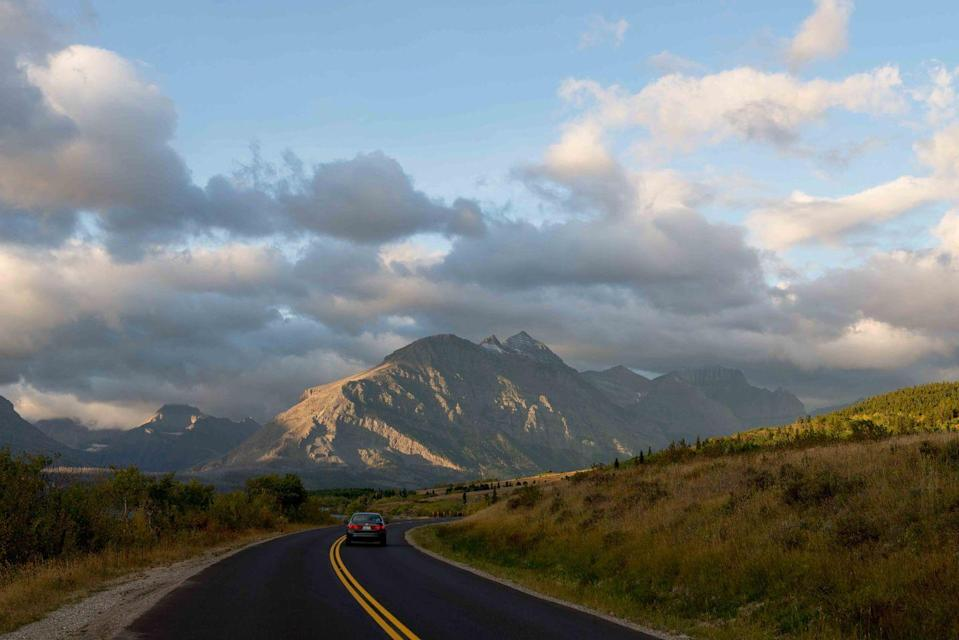 """<p><strong>The Drive: </strong><a href=""""https://www.tripadvisor.com/Attraction_Review-g143026-d146551-Reviews-Going_to_the_Sun_Road-Glacier_National_Park_Montana.html"""" rel=""""nofollow noopener"""" target=""""_blank"""" data-ylk=""""slk:Going-to-the-Sun Road"""" class=""""link rapid-noclick-resp"""">Going-to-the-Sun Road</a></p><p><strong>The Scene: </strong>With sweeping views of the Rocky Mountains and glacier-fed lakes, this 50-mile drive is bucket list-worthy. </p><p><strong>The Pit-Stop: </strong>You'll probably see bighorn sheep and mountain goats near <a href=""""https://www.tripadvisor.com/Attraction_Review-g143026-d144768-Reviews-Logan_Pass-Glacier_National_Park_Montana.html"""" rel=""""nofollow noopener"""" target=""""_blank"""" data-ylk=""""slk:Logan Pass"""" class=""""link rapid-noclick-resp"""">Logan Pass</a>, which is the highest point on the drive at 6,646 feet. </p>"""
