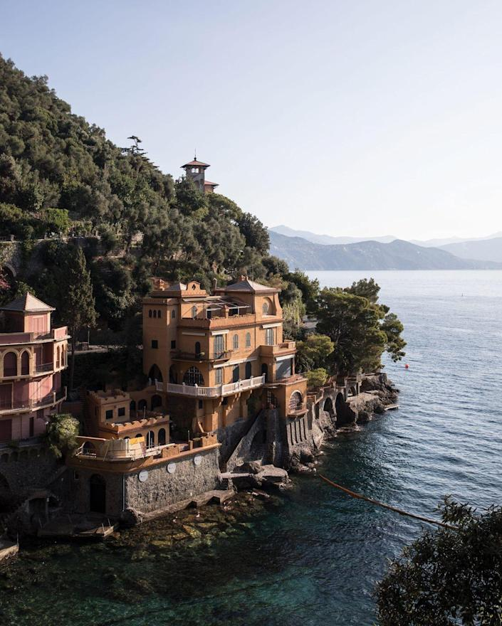 """<p>This Pinterest-worthy hotel has undergone extensive renovations for a new chapter of <a href=""""https://www.belmond.com/hotels/europe/italy/portofino/belmond-splendido-mare/"""" rel=""""nofollow noopener"""" target=""""_blank"""" data-ylk=""""slk:Belmond Splendido Mare"""" class=""""link rapid-noclick-resp"""">Belmond Splendido Mare </a>in 2021. This idyllic Italian Riveria hotel holds 14 exclusive rooms and suites, locally inspired dining, charming village and sea views from nearly every room, and all the best you've come to expect from Belmond in luxurious accommodations. Plus, there's access to the immaculate wellness facilities and dining at nearby <a href=""""https://www.belmond.com/hotels/europe/italy/portofino/belmond-hotel-splendido/"""" rel=""""nofollow noopener"""" target=""""_blank"""" data-ylk=""""slk:Belmond Hotel Splendido"""" class=""""link rapid-noclick-resp"""">Belmond Hotel Splendido</a>, which was a favorite of Elizabeth Taylor and Richard Burton.</p><p><em>Belmond Splendidio Mare reopened in April 2021. Nightly rates start at $840.</em><br></p>"""