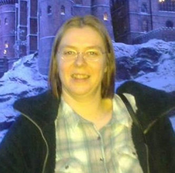 Lisa Skidmore, 37, was raped and murdered in her home (Picture: SWNS)