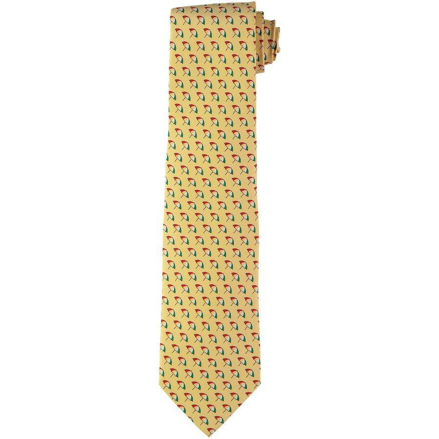 """<p>pgatourfanshop.com</p><p><strong>$79.99</strong></p><p><a href=""""https://www.pgatourfanshop.com/pga-tour/arnold-palmer-mens-vineyard-vines-yellow-arnold-palmer-umbrella-logo-tie/o-1278+t-65017402+p-03575295142+z-9-484952621?_ref=p-DLP%3Am-GRID%3Ai-r9c2%3Apo-29"""" rel=""""nofollow noopener"""" target=""""_blank"""" data-ylk=""""slk:BUY IT HERE"""" class=""""link rapid-noclick-resp"""">BUY IT HERE</a></p><p>Ties are a go-to gift for a reason. This preppy design from Vineyard Vines and Arnold Palmer confirms to everyone that you love beverages that contain half-lemonade and half-iced tea.</p>"""